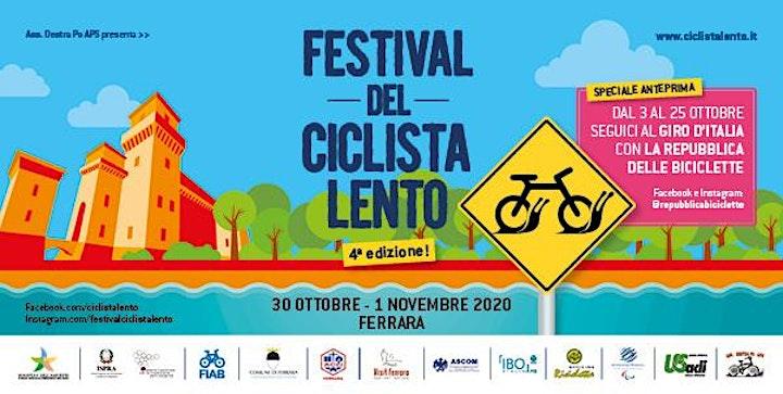 Immagine Granfondo del Merendone in streaming // Festival del Ciclista Lento 2020