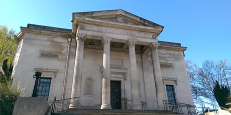 Visit to Stockport War Memorial Art Gallery - Admission Tickets (Timed) tickets