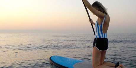Ladies Only: StandUp Paddleboarding in Pillar Point Harbor tickets