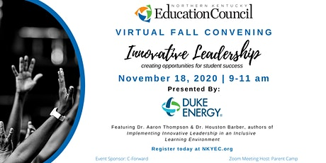 NKYEC Virtual Fall Convening - Innovative Leadership tickets