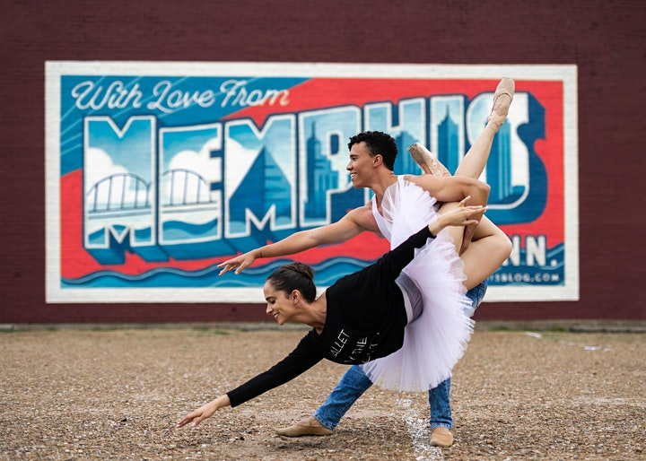 2021 Ballet in the City Stewards Application image