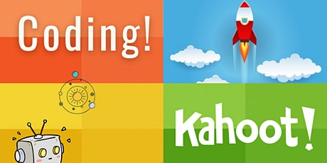 Learn Scratch Coding with Kahoot! tickets