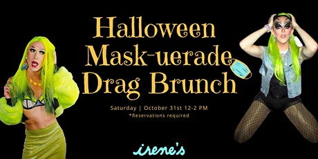 A Halloween MASK-uerade Drag Brunch benefitting Southern Smoke tickets