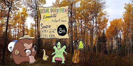 SOUL PATCH MEN w/ L'OMELLETE & MUTANT MAN tickets