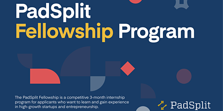 PadSplit Fellowship Information Sessions tickets