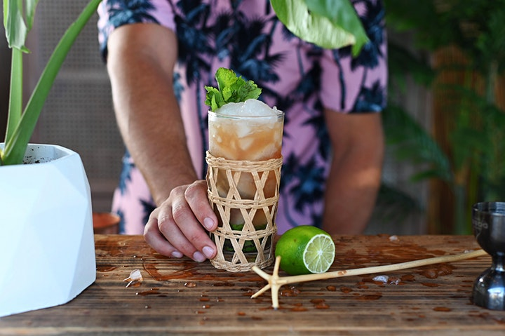 Virtual Cocktail Classes by Ice and Alchemy image