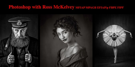 RPS Digital Imaging - Photoshop the McKelvey Way with Ross McKelvey