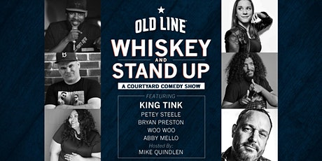 Stand Up & Whiskey - Part 2! tickets