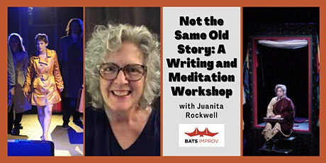 A Writing & Meditation Workshop  with Juanita Rockwell tickets