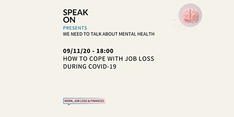 How To Cope With Job Loss During Covid-19