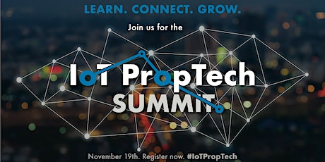 IoT PropTech Summit 2020 tickets