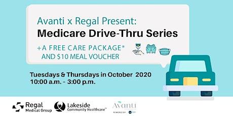 Avanti x Regal Present: Medicare Drive-Thru Series tickets
