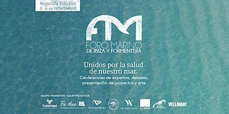 SEGUNDO FORO MARINO DE IBIZA Y FORMENTERA tickets