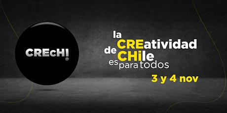 CRECHI II Congreso de Creatividad de ACHAP entradas