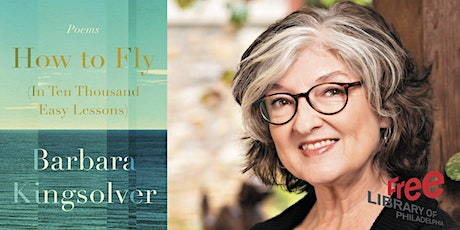Barbara Kingsolver | How to Fly (In Ten Thousand Easy Lessons) tickets