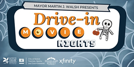 City of Boston Drive-in Movie Series: GET OUT (Boston Residents ONLY) tickets