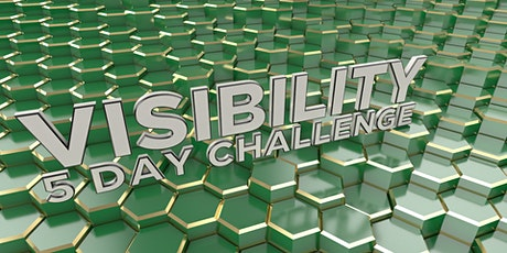 Visibility 5 Day Challenge Level 1, Feb , Mar 2021 tickets