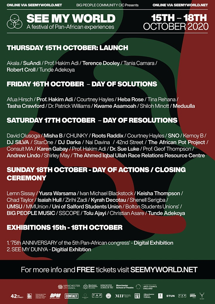 Pan-African Switch On : Sankofa Entrepreneur & Employability Workshop image