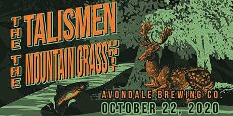 The Talismen with Special Guest The Mountain Grass Unit tickets