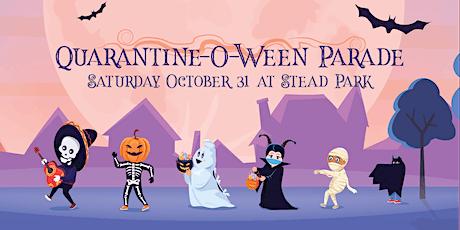 Quarantine-o-Ween Parade tickets