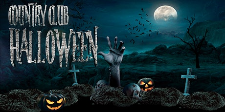 Country Club Halloween tickets