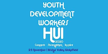Youth Development Worker Hui