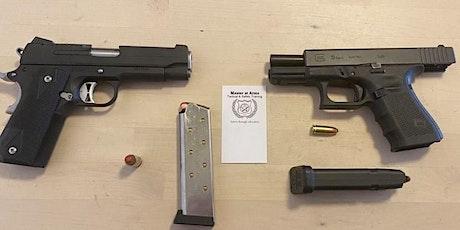 Oregon Concealed Handgun Course tickets