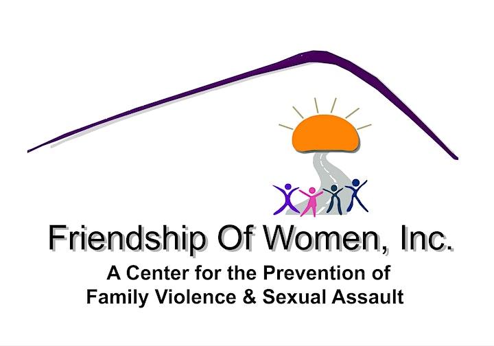 Friendship of Women Inc. Virtual 1K Purple Fun Run/Walk image
