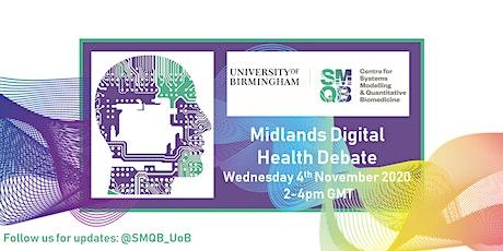 Midlands Digital Health Debate tickets