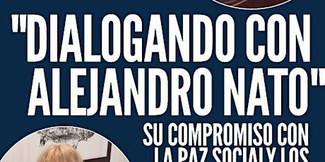 Dialogando con Alejandro Nato