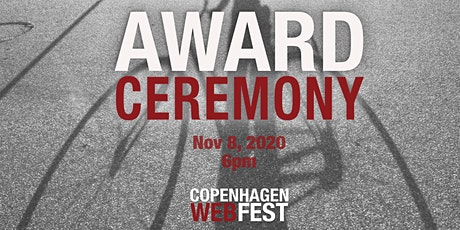 CPH Web Fest Award Ceremony tickets