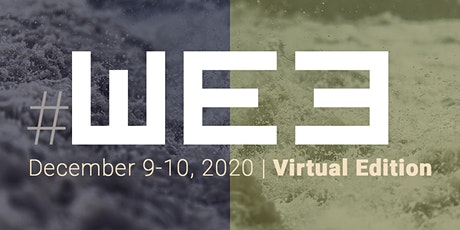 The WE3 Summit - Virtual tickets