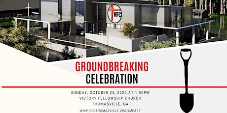 VFC Groundbreaking Celebration! tickets