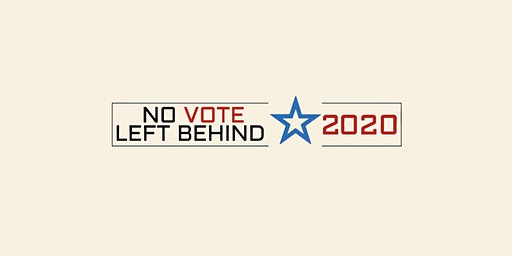 No Vote Left Behind Virtual Rally