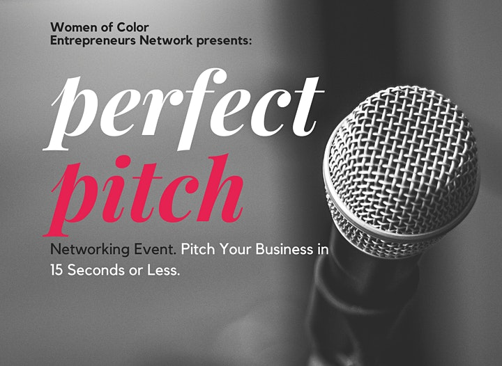 Pitch Your Business in 15-seconds Networking Webinar image