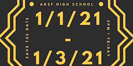 2021 High School Retreat tickets