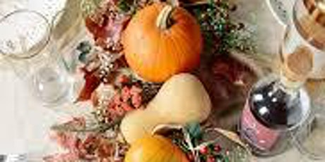 THANKSGIVING SIDES AND SWEETS tickets