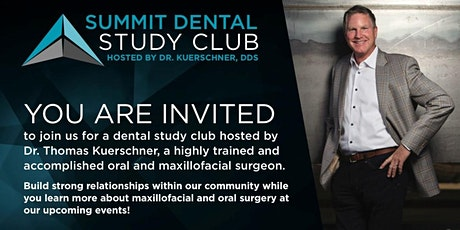 Dental Study Club-3/11 tickets