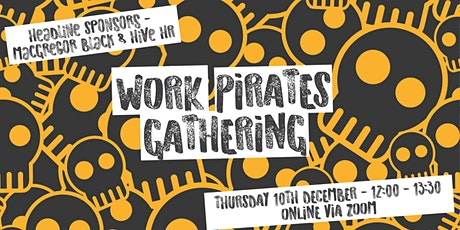 Work Pirates Gathering - December 2020 entradas