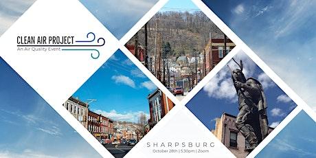 Clean Air Project: Sharpsburg tickets