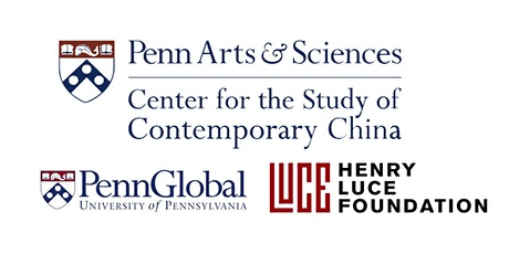 Penn Project on the Future of US-China Relations Fall 2020 Webinar Series tickets