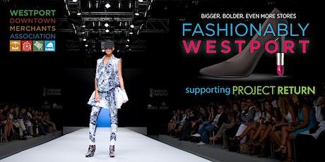 Fashionably Westport Runway Event tickets