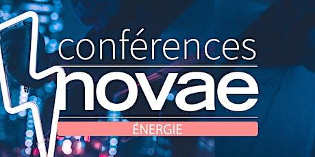 Énergie - Conférence Novae billets