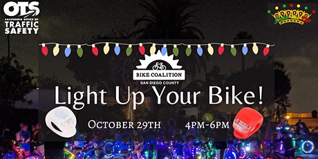 Light up your bike! tickets