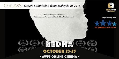 AWFF Online Cinema - REDHA tickets