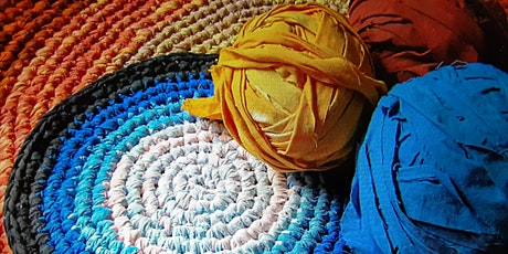 How to Make Braided Rugs  With Upcycled Fabrics tickets