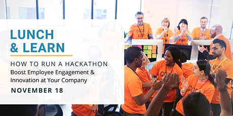 How to Run A Hackathon at Your Company - Lunch & Learn