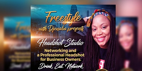 Headshot Studio Networking Event tickets