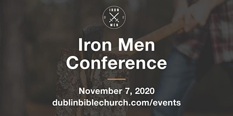 Iron Men Conference 2020 tickets