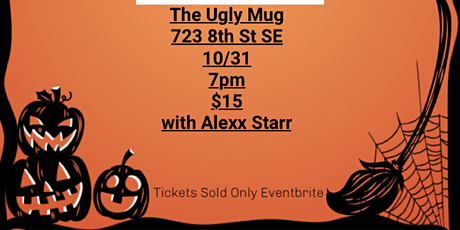 HALLOWScream Comedy with Starr Struck tickets